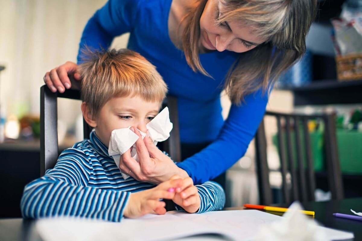 Эффективные средства для профилактики простуды у детей